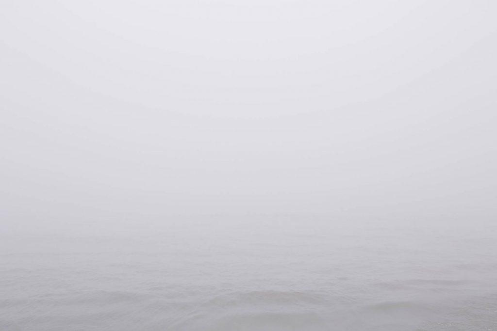 例えばこのように写真展見ています。杉本博司『ロスト・ヒューマン』
