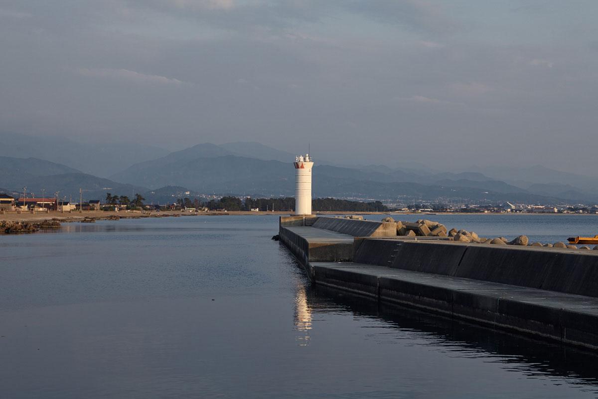 生地 灯台