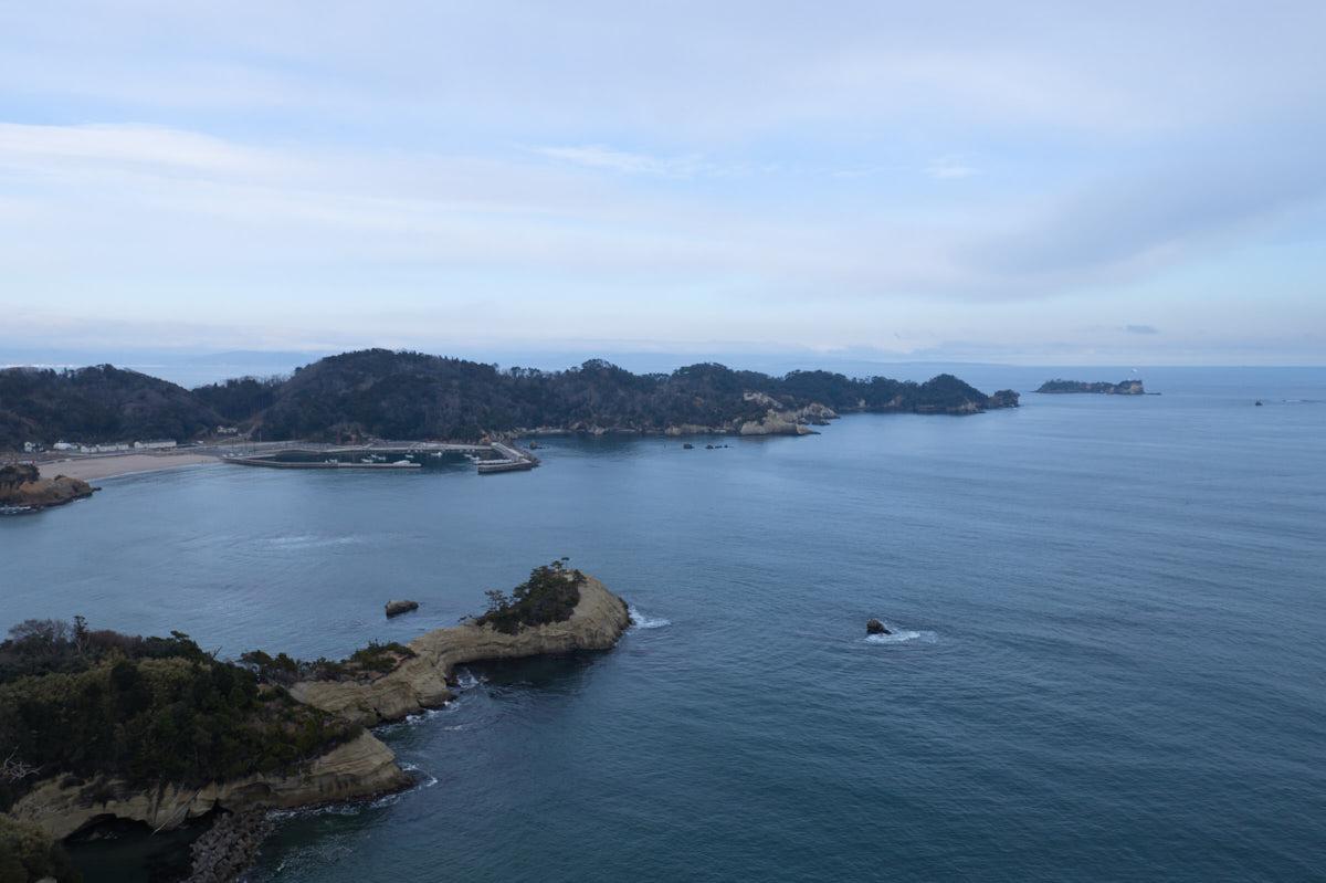 東松島の海